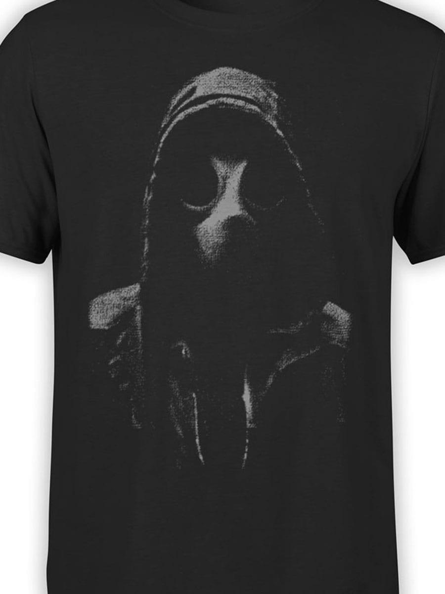 1873 Mask T Shirt Front Color