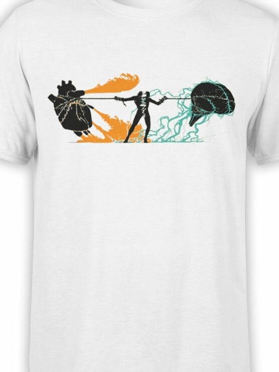 1881 Break T Shirt Front Color