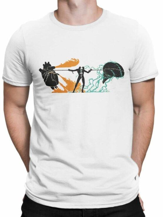 1881 Break T Shirt Front Man