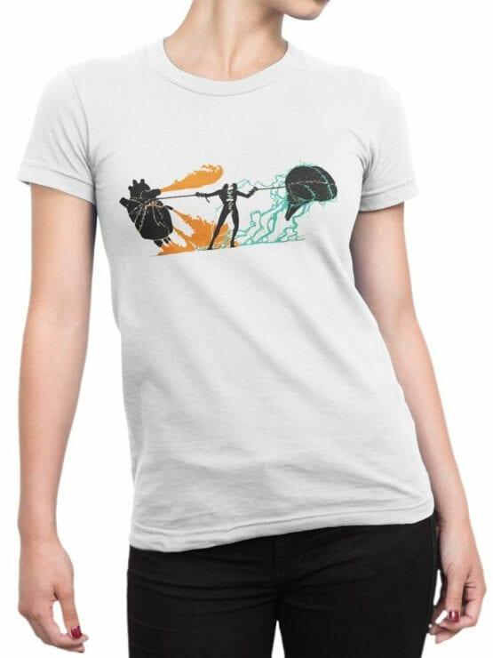 1881 Break T Shirt Front Woman