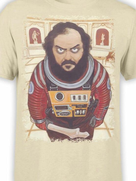 1884 Stanley Kubrick T Shirt Front Color