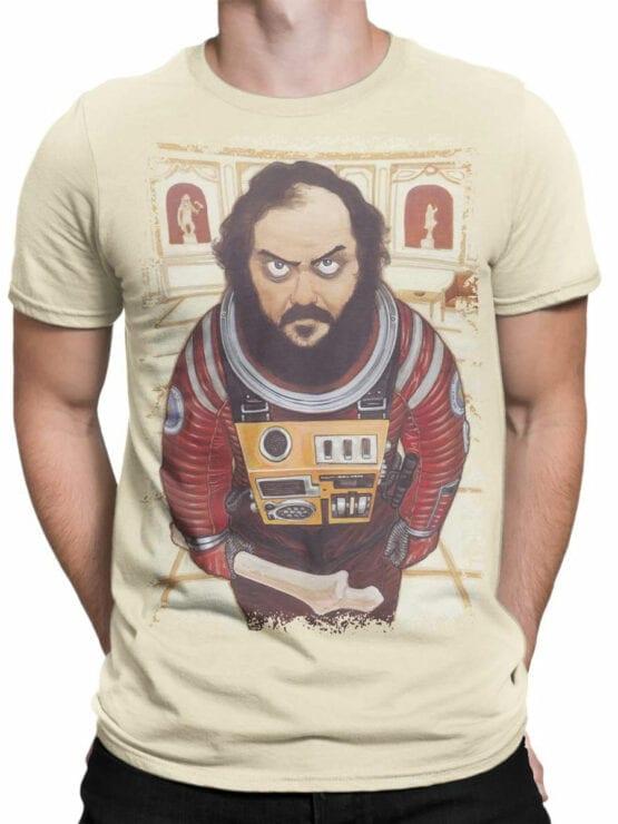 1884 Stanley Kubrick T Shirt Front Man