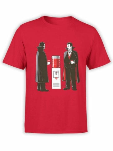1885 Vampire Break T Shirt Front