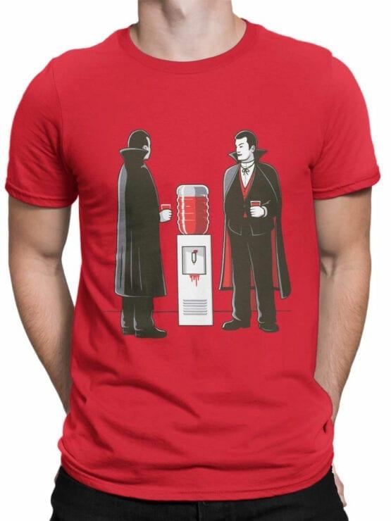 1885 Vampire Break T Shirt Front Man