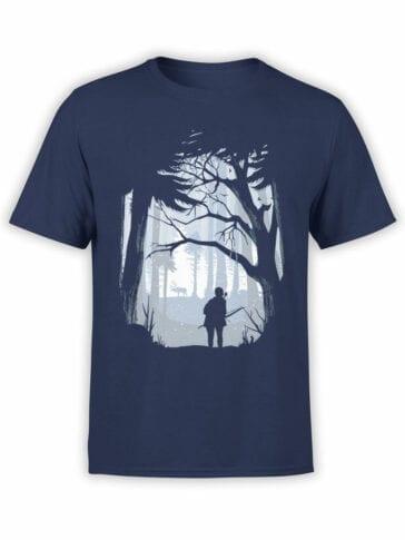 1891 Hunt T Shirt Front