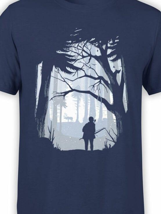 1891 Hunt T Shirt Front Color
