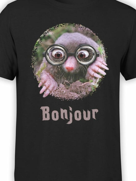 1895 Mole French T Shirt Front Color