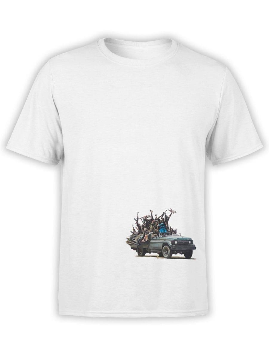 1904 Cookie Monster Terrorist T Shirt Front