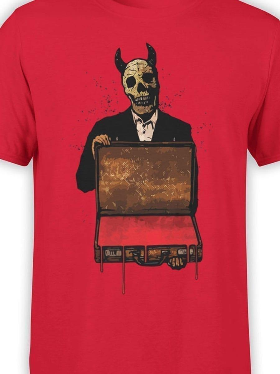 1908 Blood T Shirt Front Color