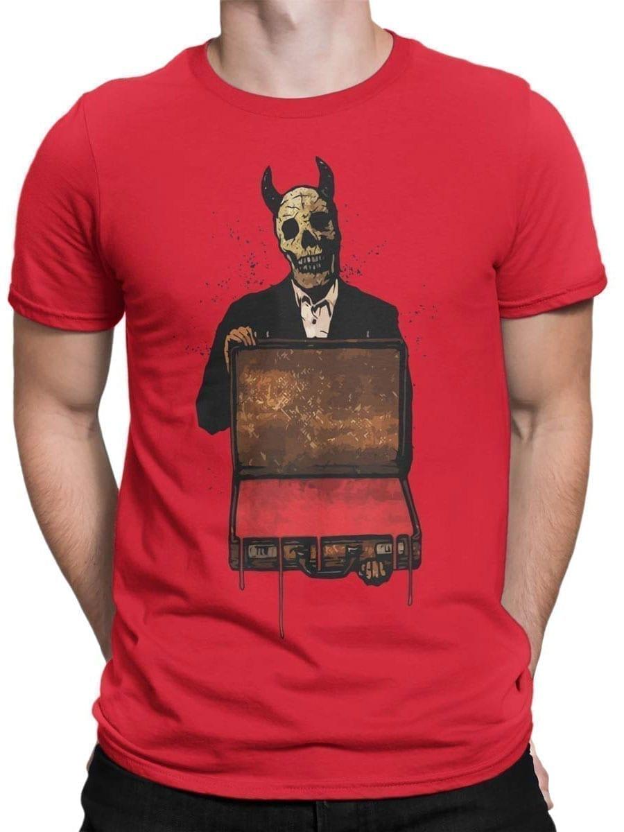 1908 Blood T Shirt Front Man