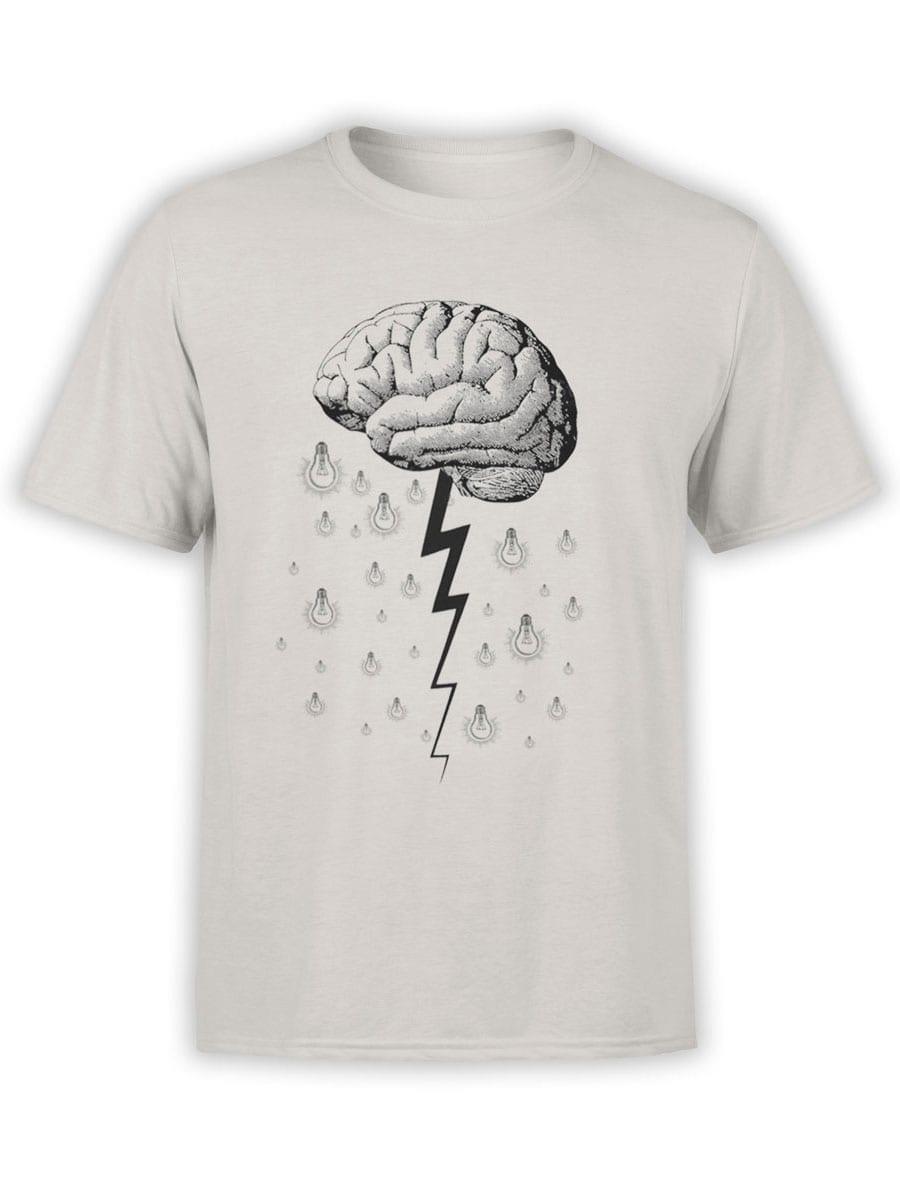 1911 Brainstorm T Shirt Front