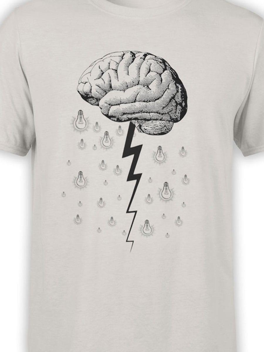 1911 Brainstorm T Shirt Front Color