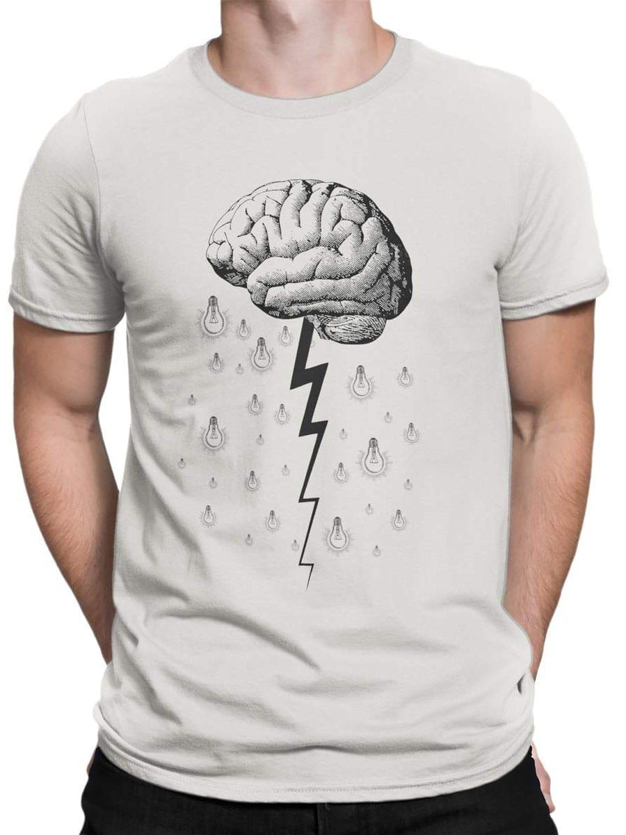 1911 Brainstorm T Shirt Front Man