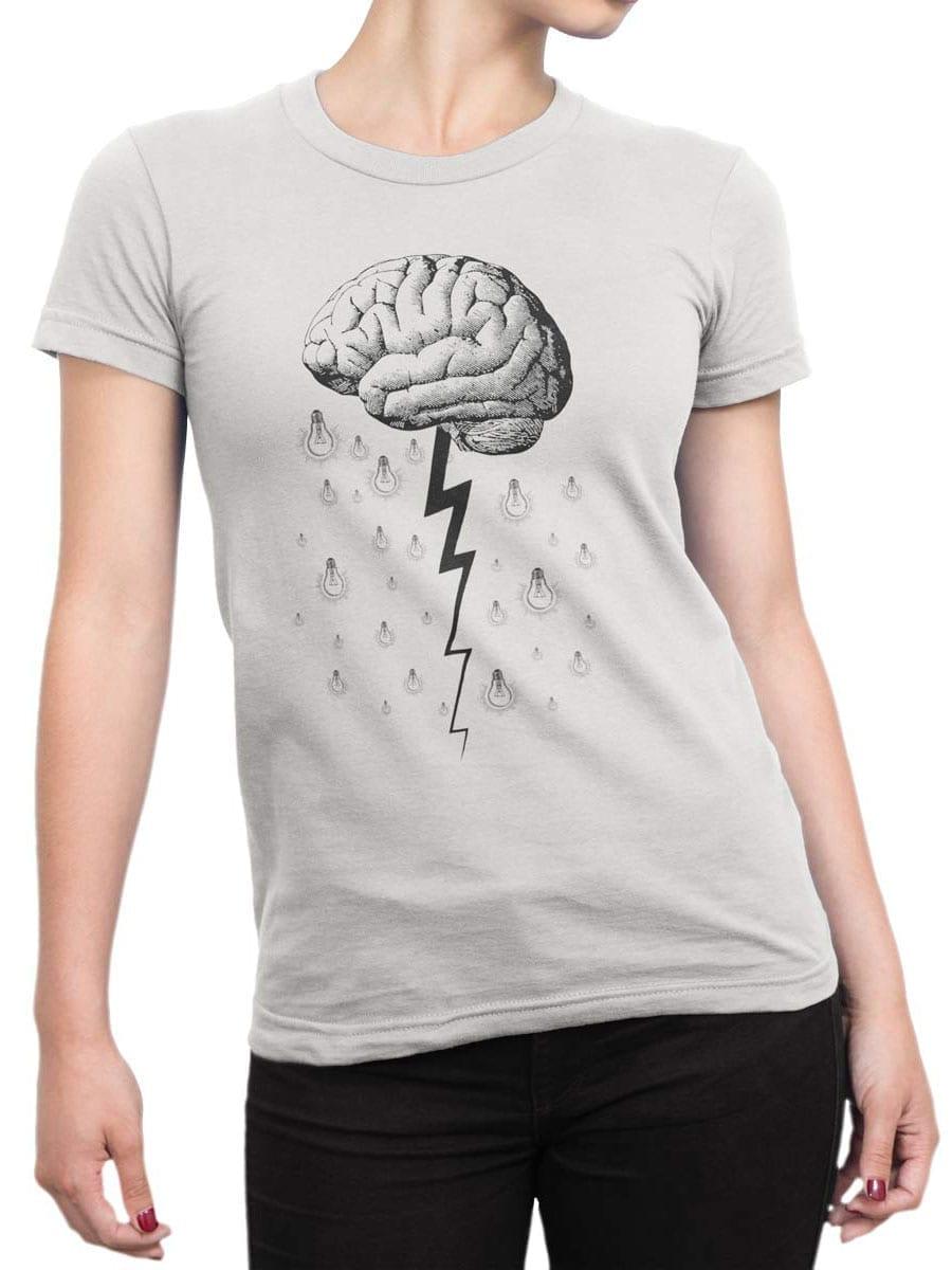 1911 Brainstorm T Shirt Front Woman
