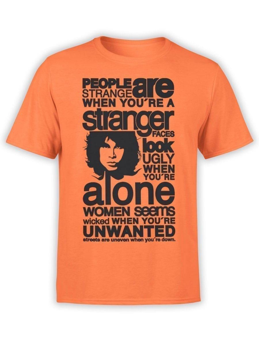 1912 Jim Morrison T Shirt Front