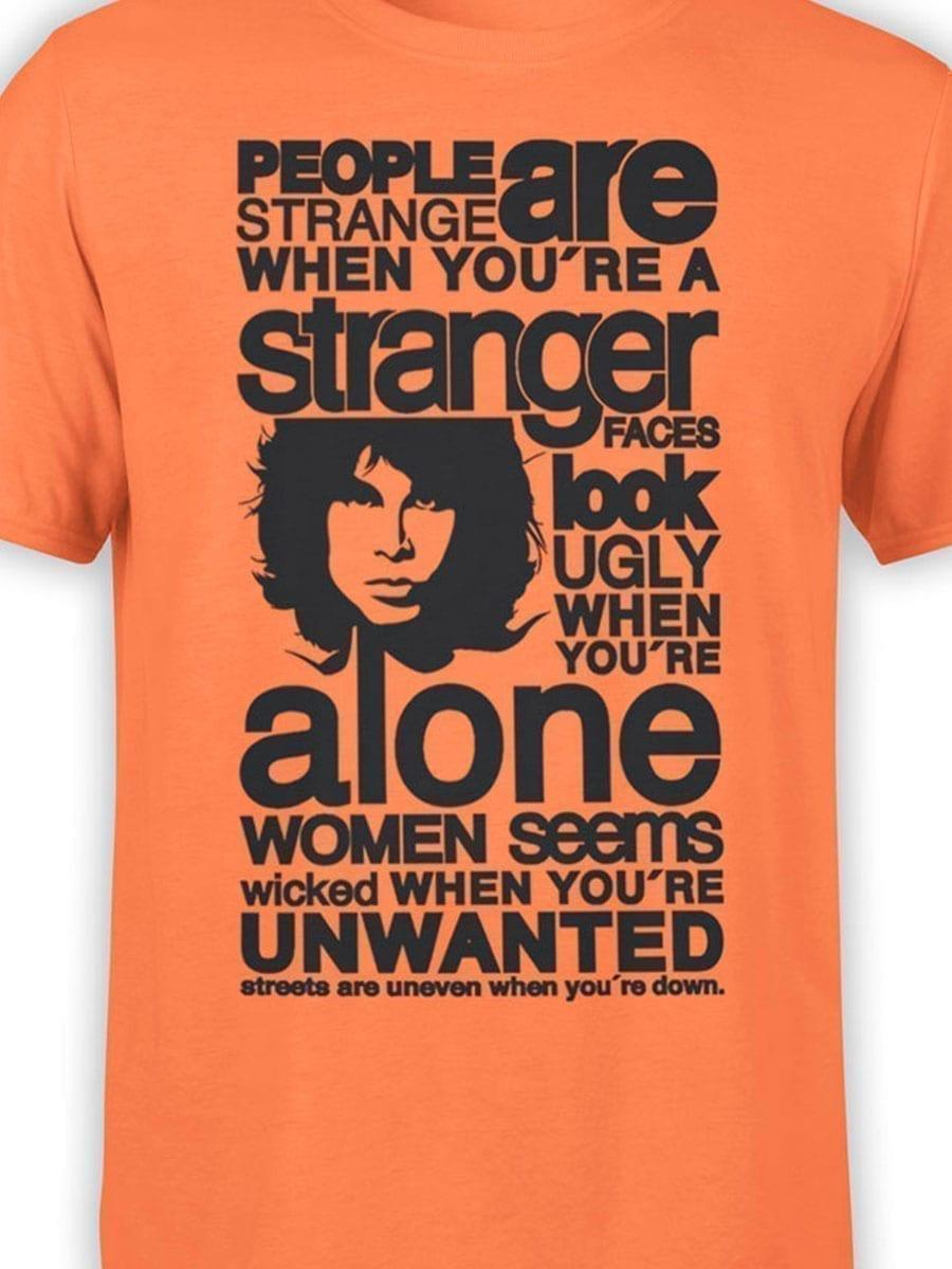 1912 Jim Morrison T Shirt Front Color