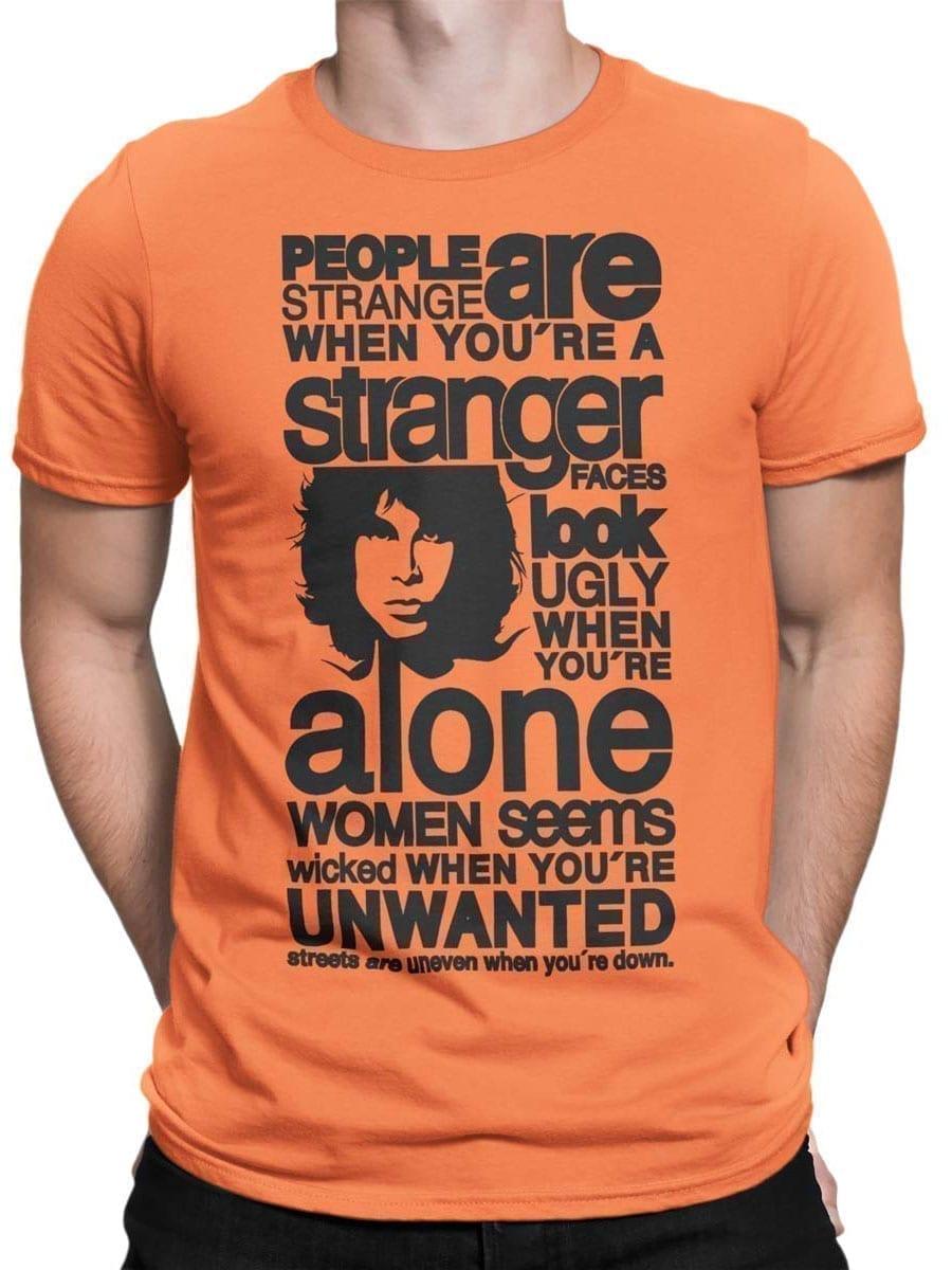 1912 Jim Morrison T Shirt Front Man