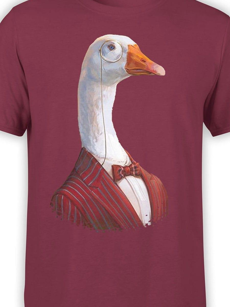 1923 Mr Goose T Shirt Front Color