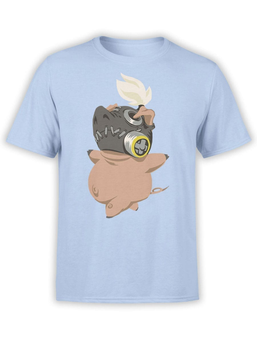 1924 Happy Pig T Shirt Front