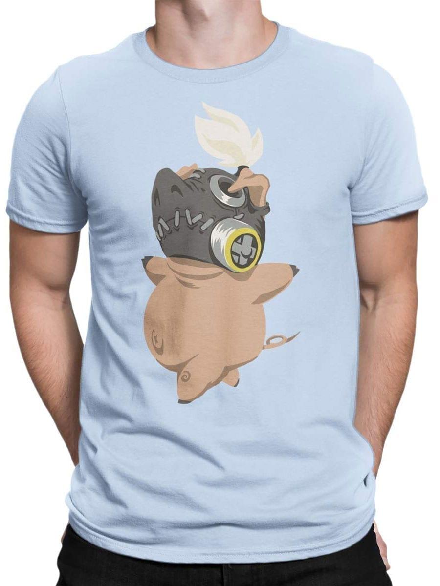 1924 Happy Pig T Shirt Front Man