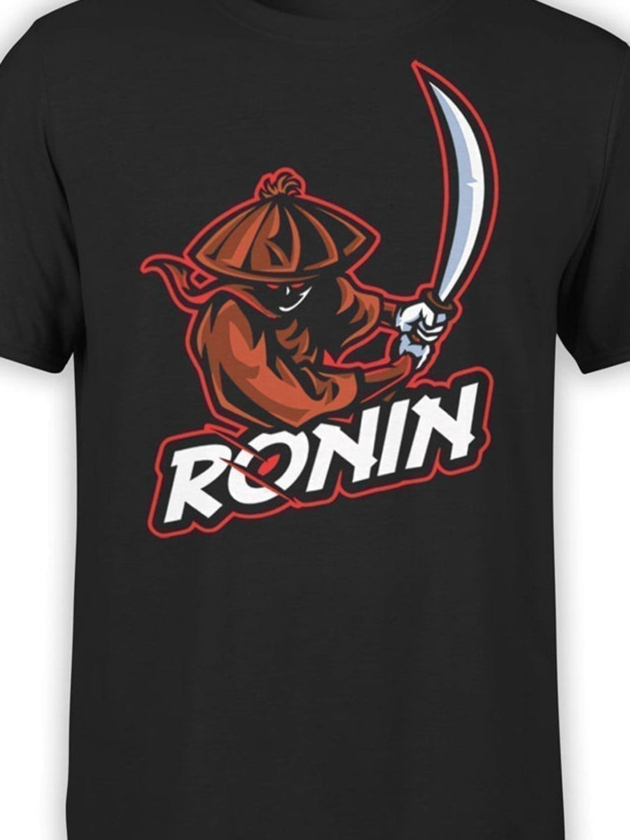 1925 Ronin T Shirt Front Color