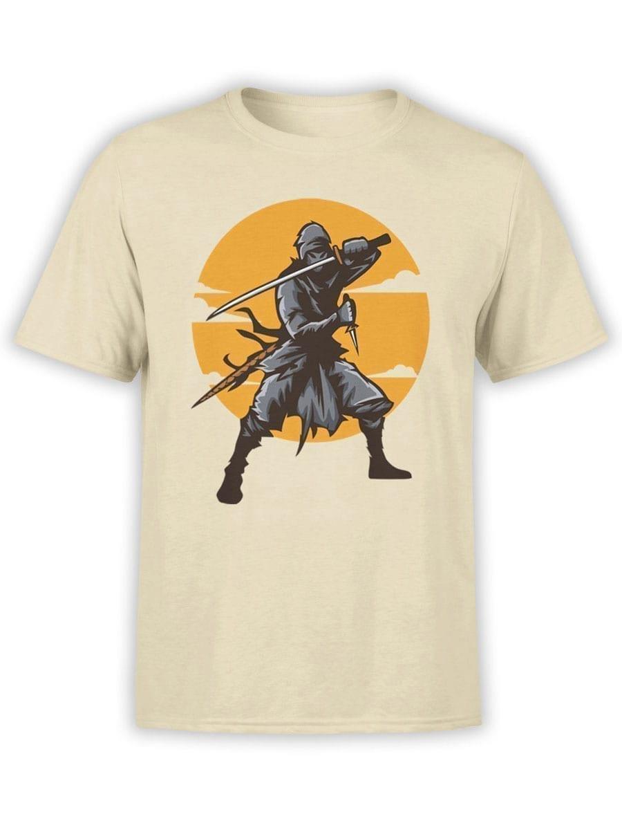 1927 Ninja T Shirt Front