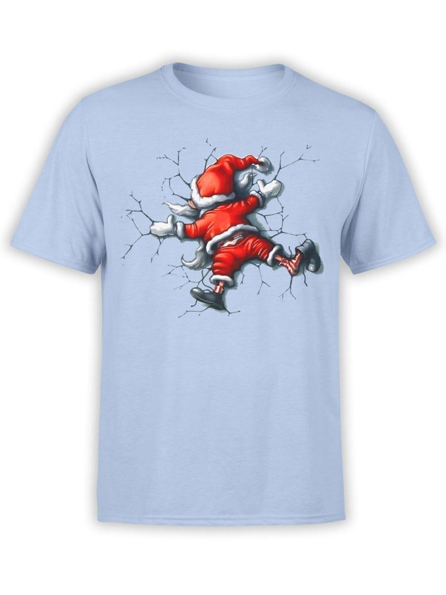 1928 Santa Claus T Shirt Front