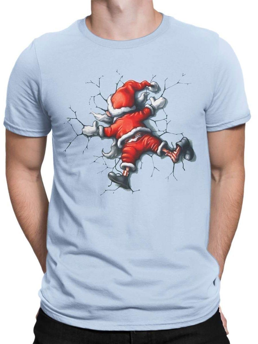 1928 Santa Claus T Shirt Front Man