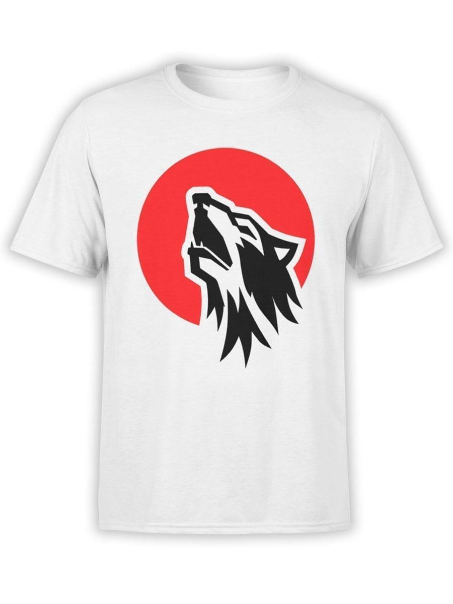 1929 Woolf T Shirt Front