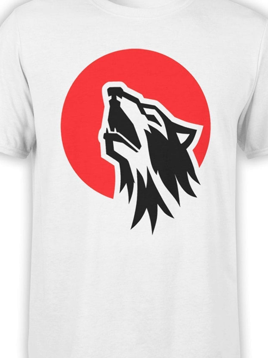 1929 Woolf T Shirt Front Color