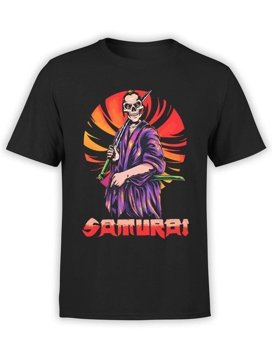 1933 Dead Samurai T Shirt Front