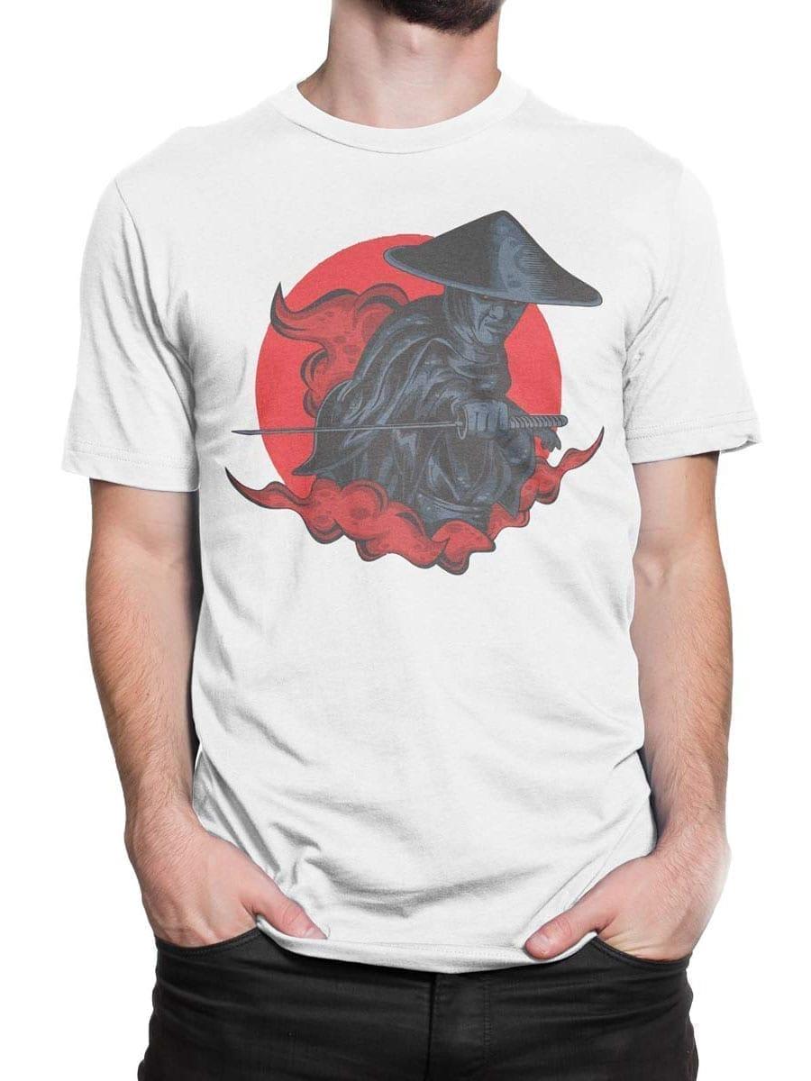 1935 Raiden Samurai T Shirt Front Man 2