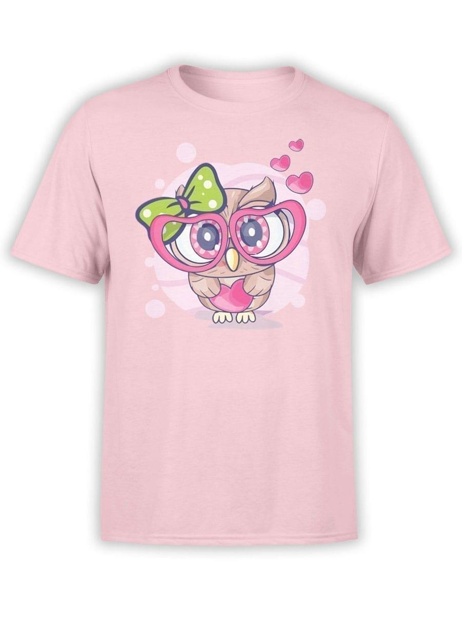 1937 Cute Little Owlet T Shirt Front