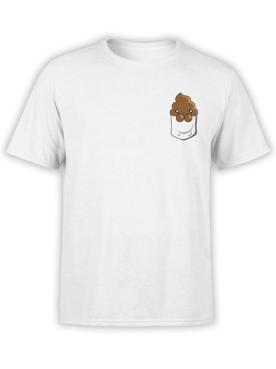 1938 Pocket Shit T Shirt Front