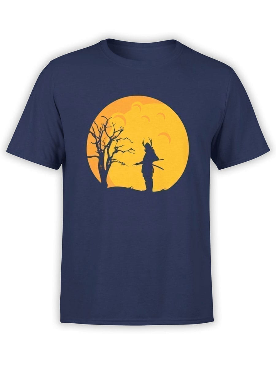 1939 Samurai Night T Shirt Front
