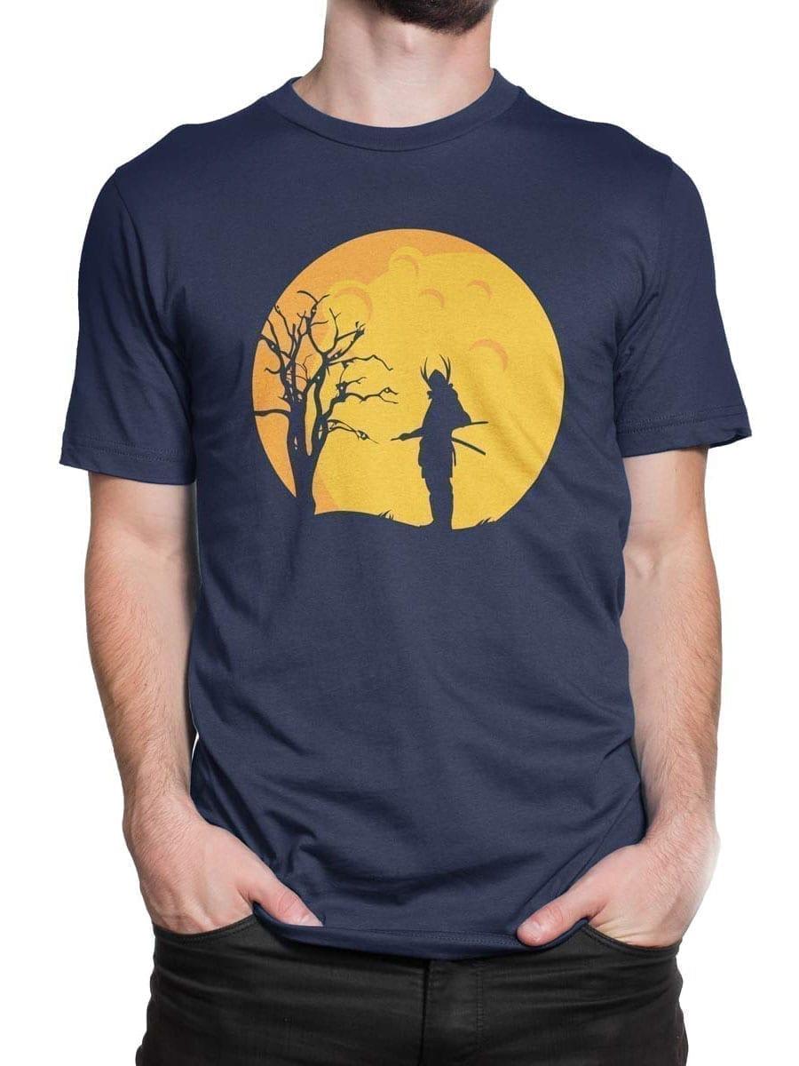 1939 Samurai Night T Shirt Front Man 2