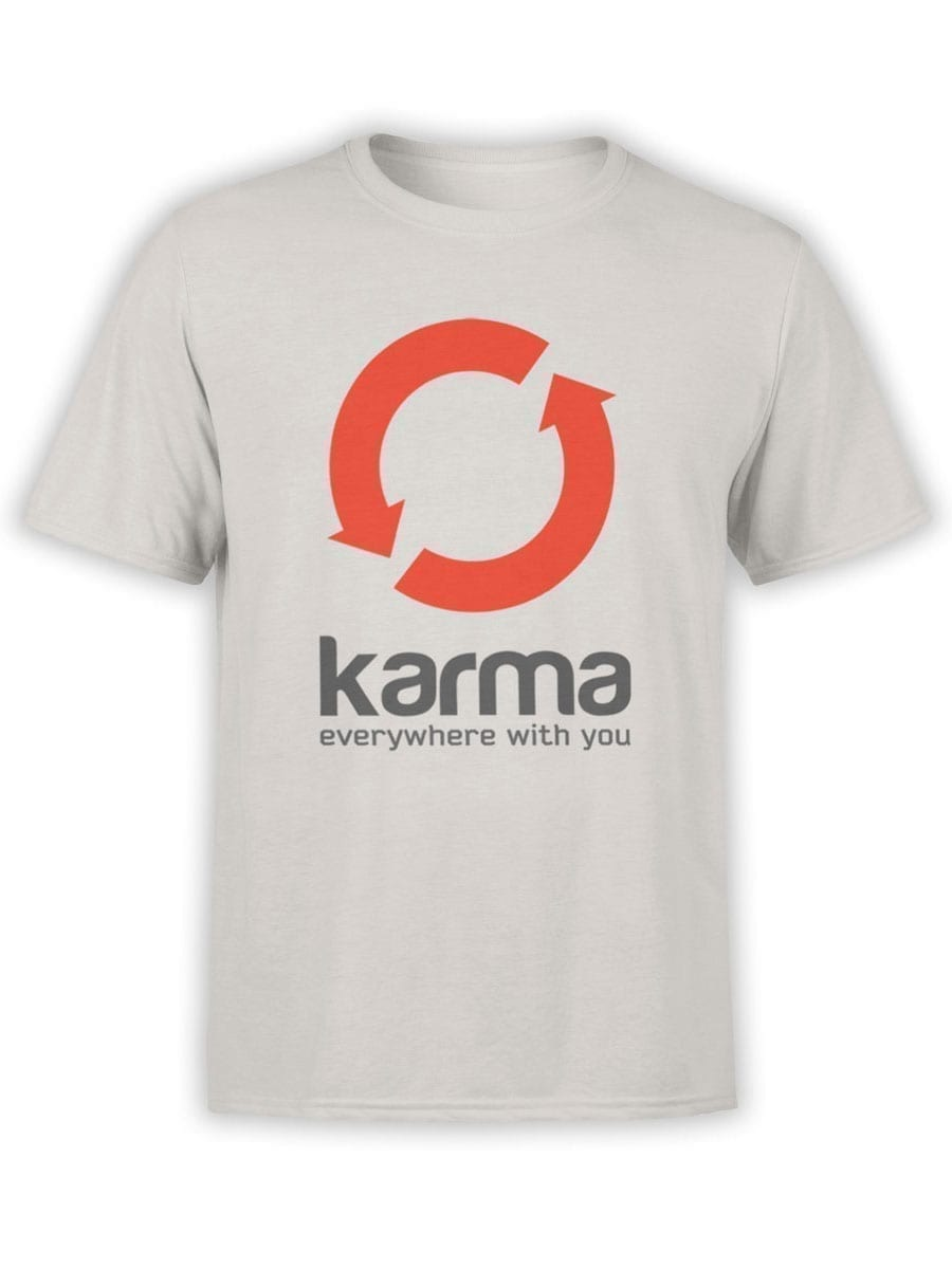 1942 Karma T Shirt Front