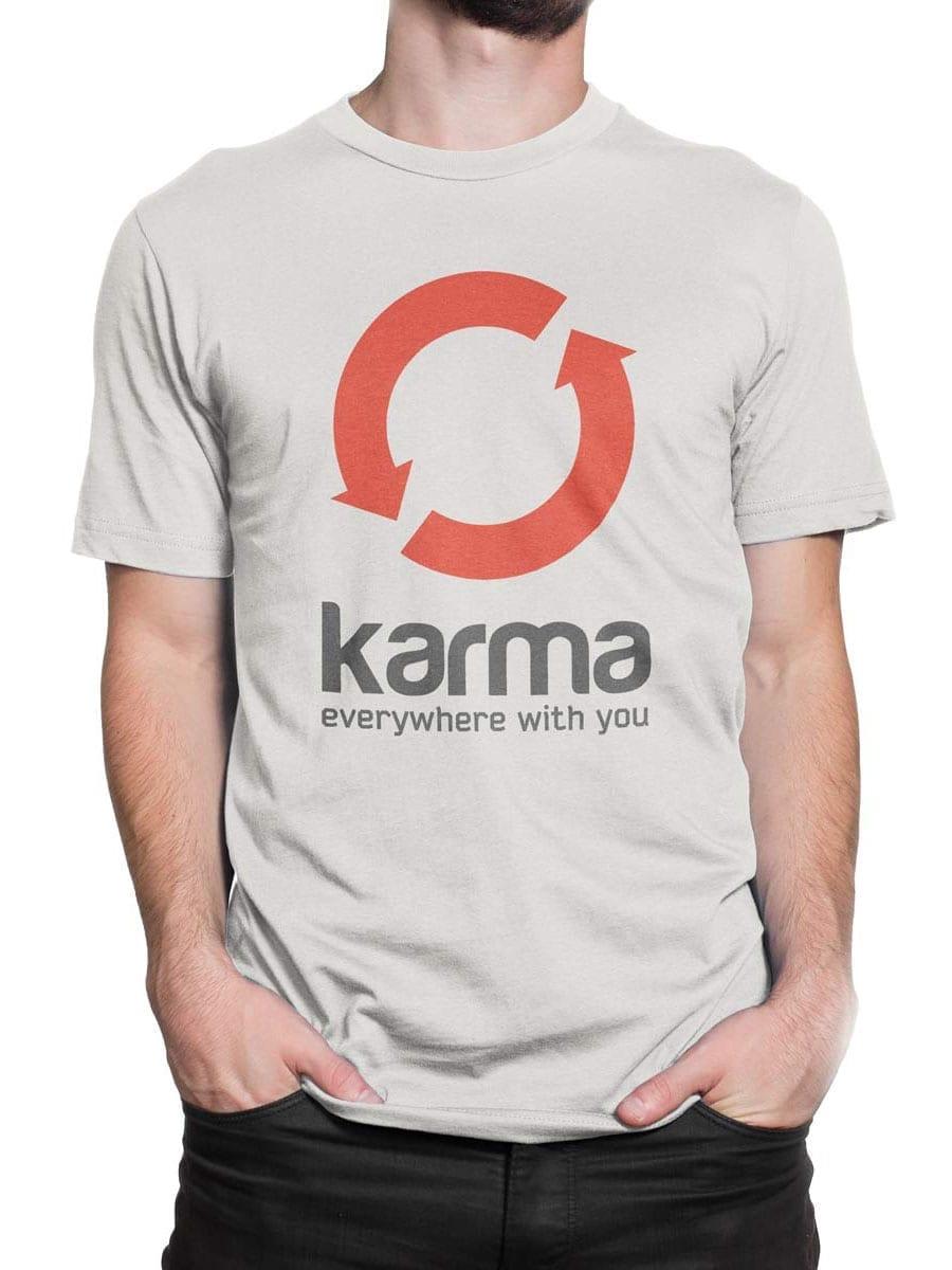 1942 Karma T Shirt Front Man 2