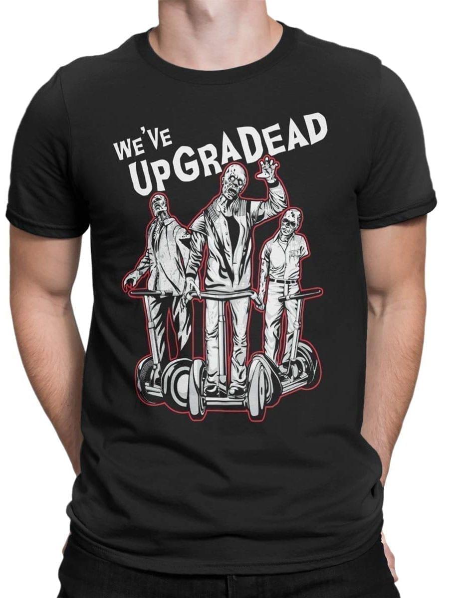 1944 Upgradead T Shirt Front Man