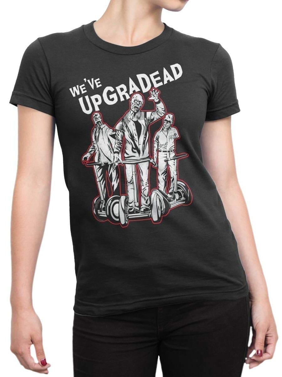 1944 Upgradead T Shirt Front Woman
