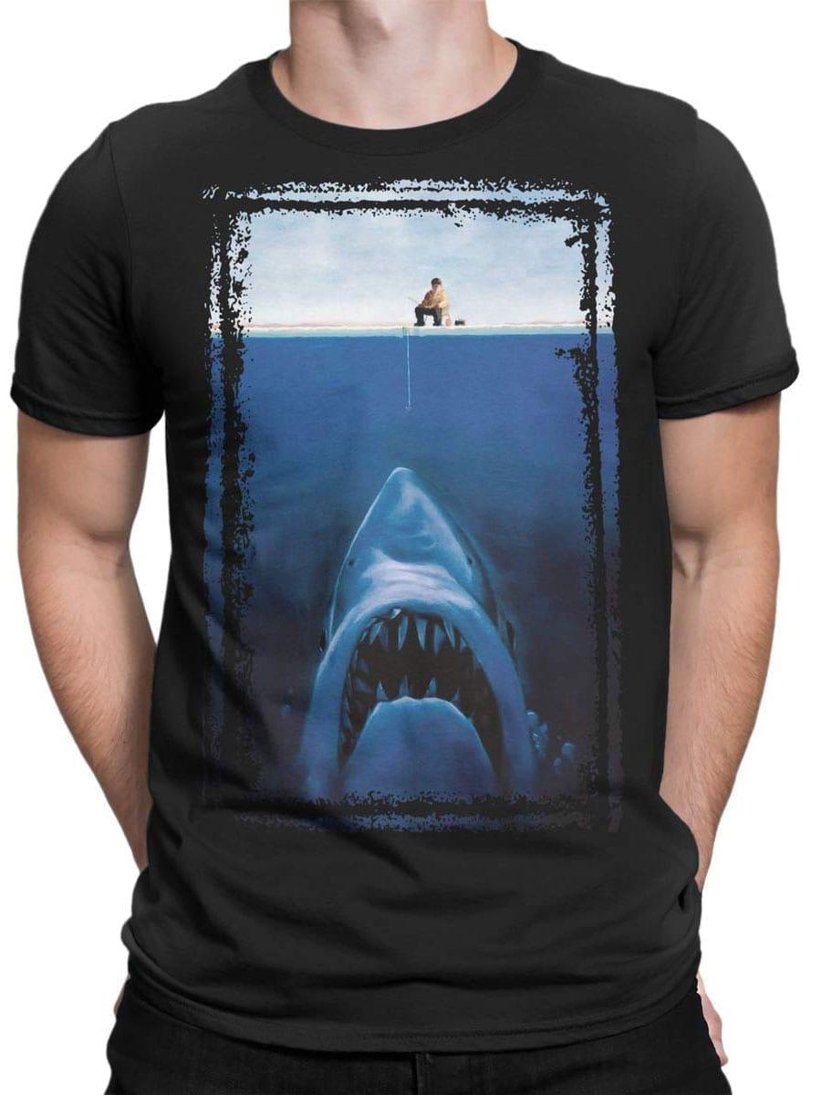 1948 Fishing T Shirt Front Man