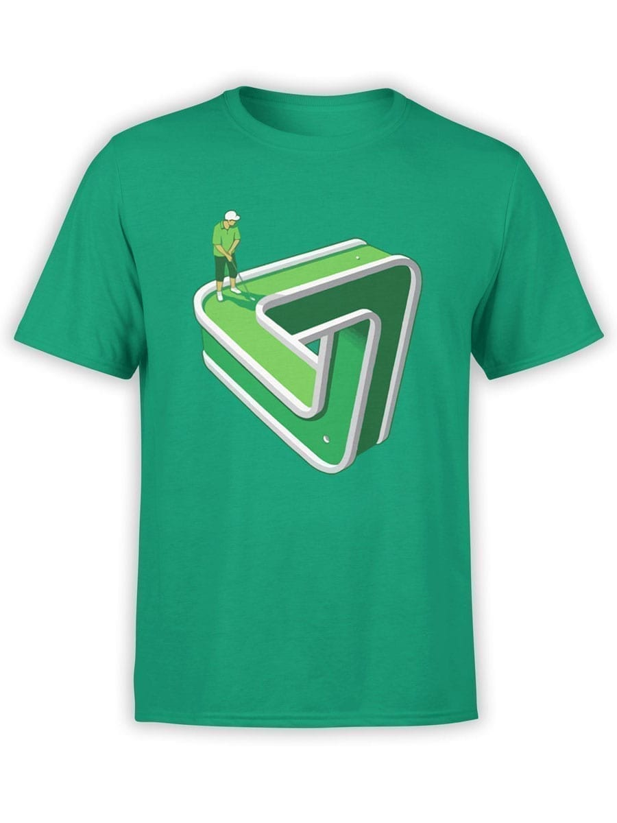 1952 Impossible Golf T Shirt Front