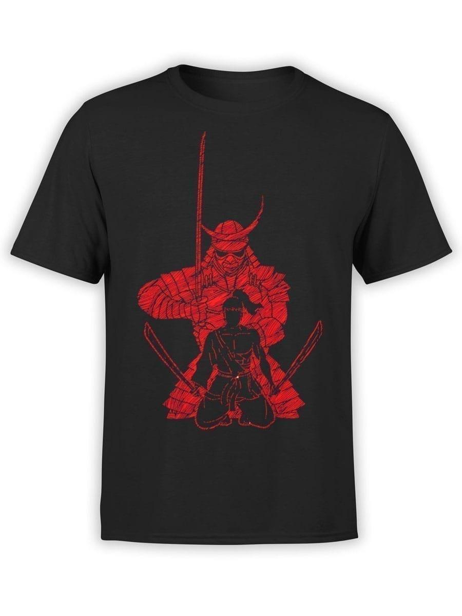 1953 Samurai Spirit T Shirt Front