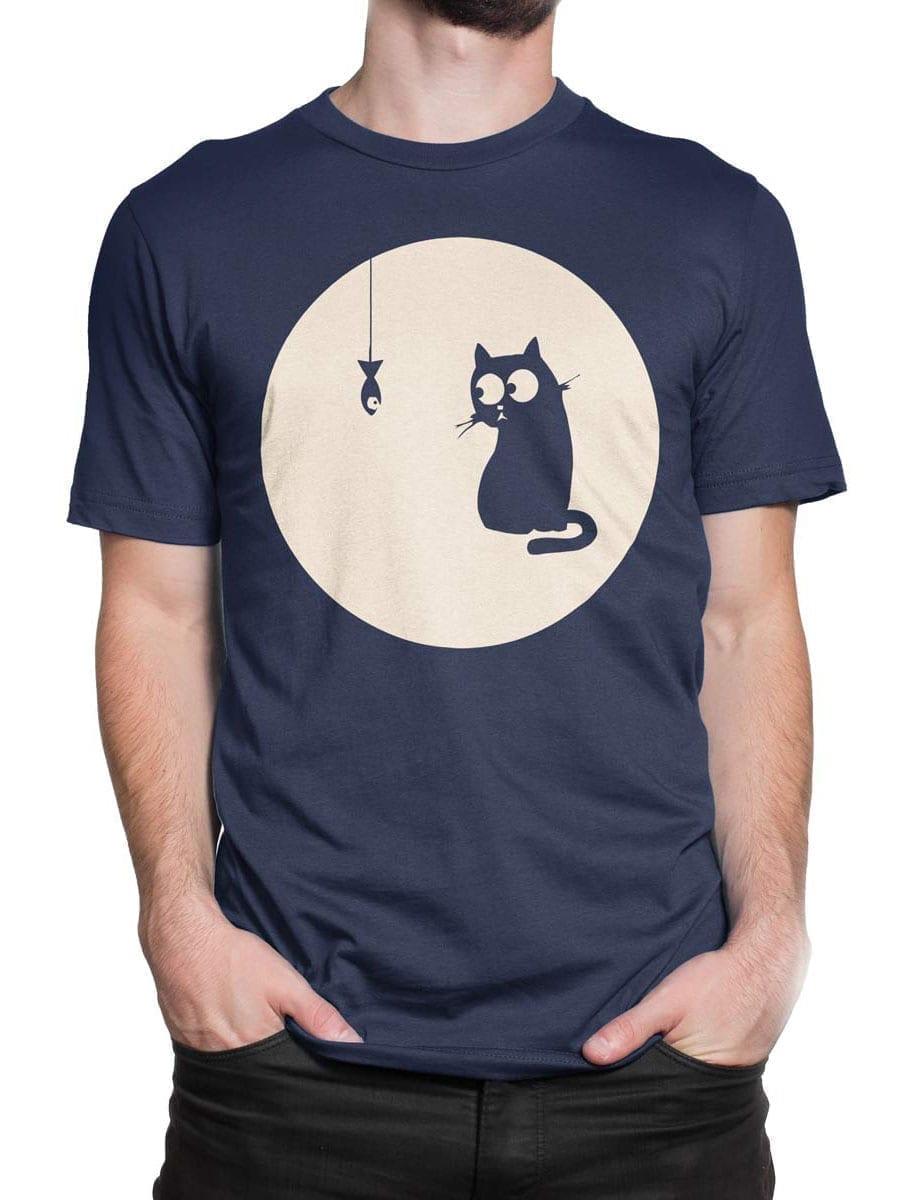 1954 Cat and Fish T Shirt Front Man 2