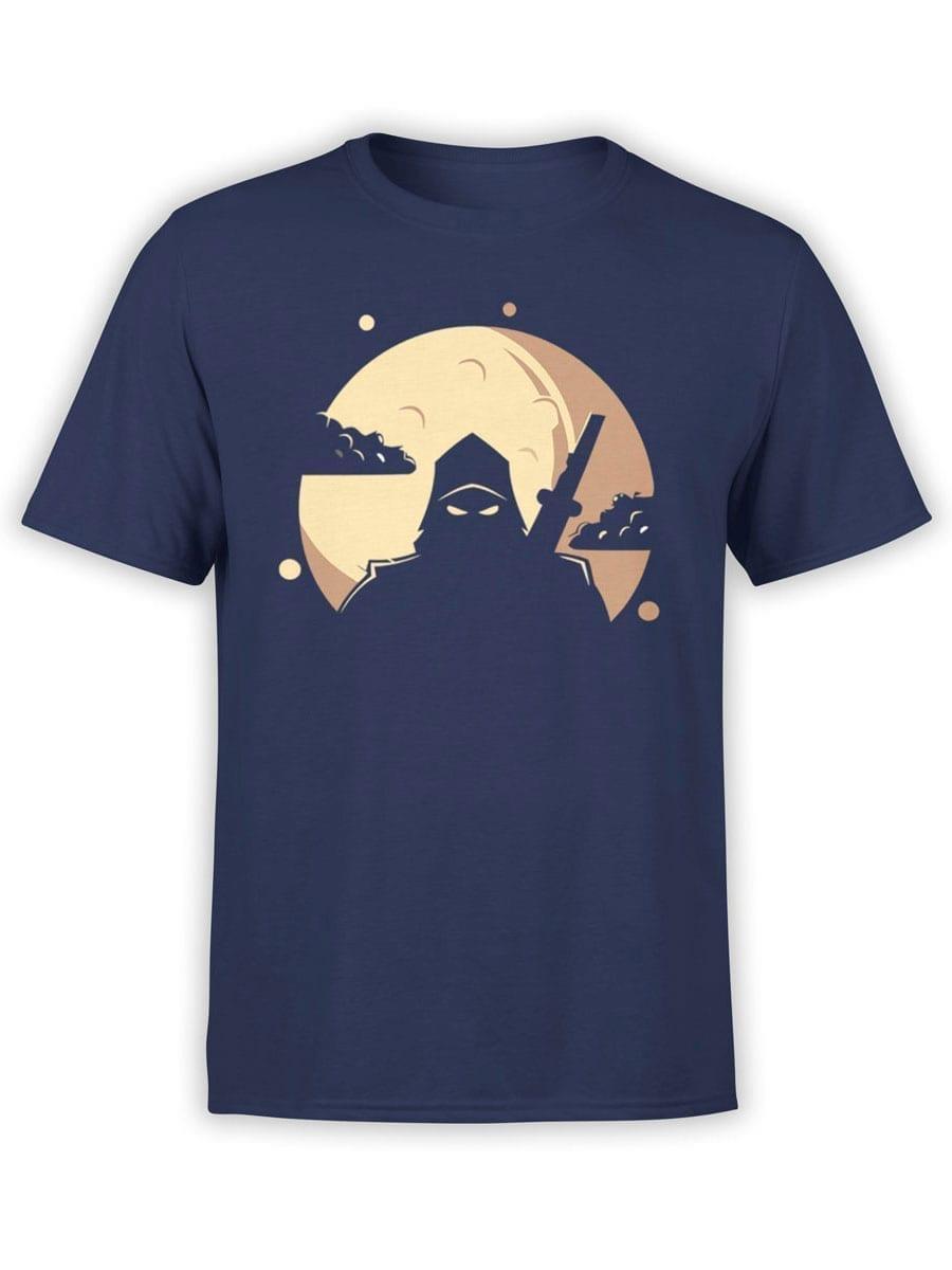 1955 Ninja Shadow T Shirt Front