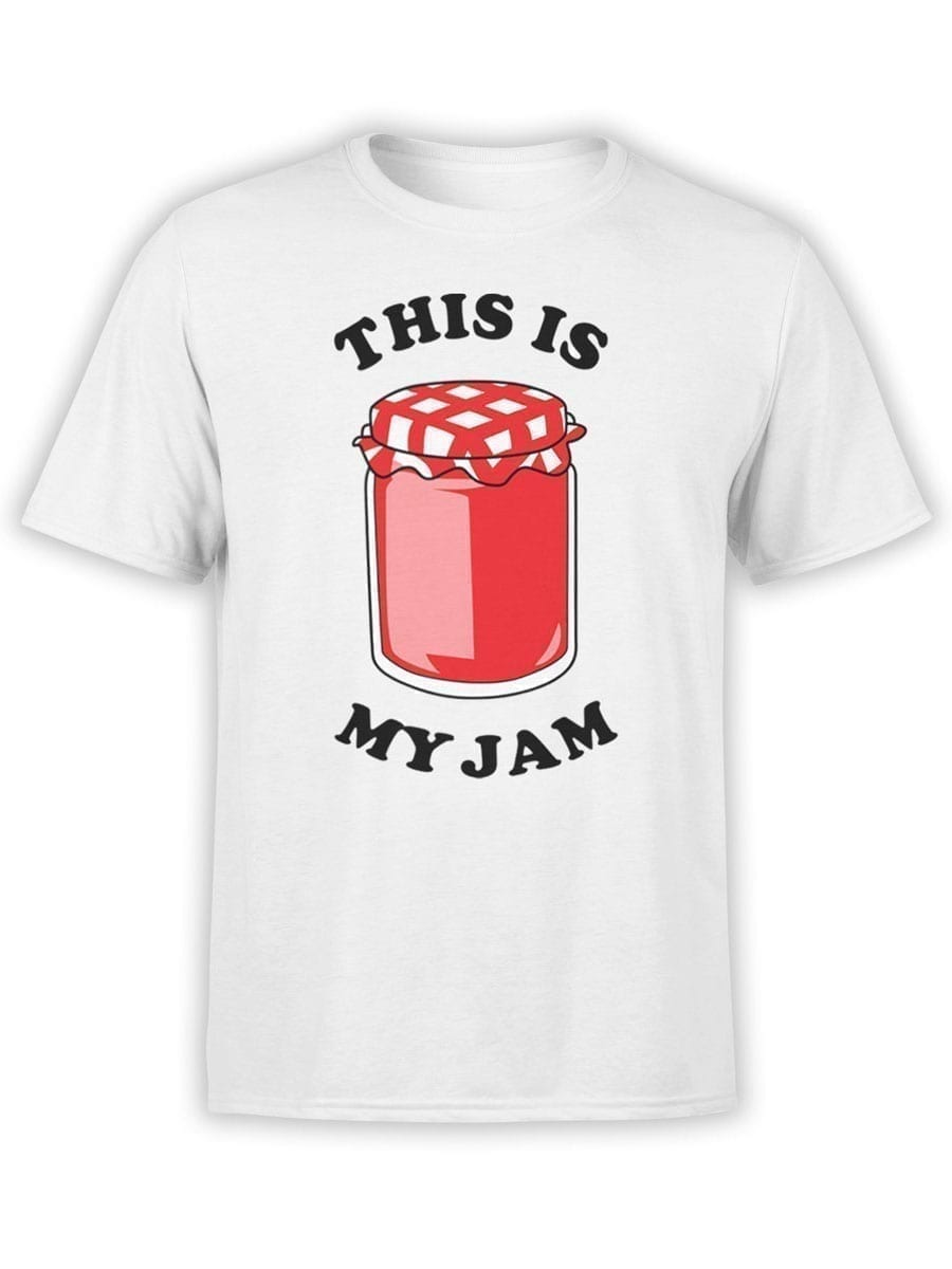 1958 My Jam T Shirt Front