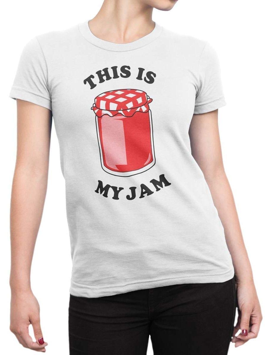 1958 My Jam T Shirt Front Woman