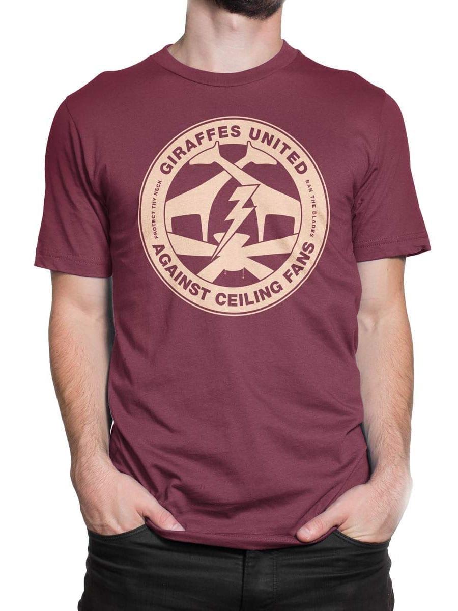 1962 Giraffes United T Shirt Front Man 2