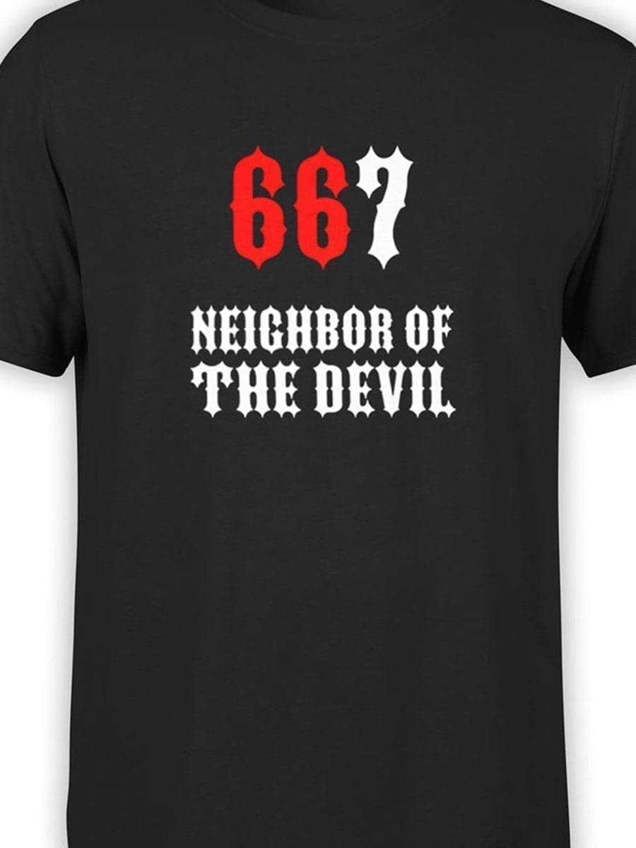 1974 667 T Shirt Front Color