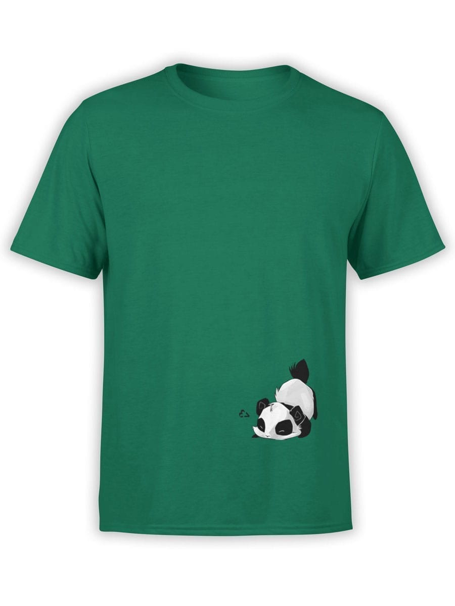 1994 Cute Panda T Shirt Front